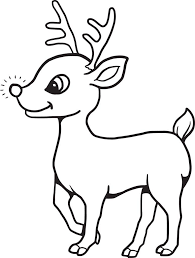 Choose between christmas tree color sheets, christmas decoration color sheets and many more. Free Printable Baby Reindeer Christmas Coloring Page For Kids Rudolph Coloring Pages Christmas Coloring Books Christmas Coloring Pages