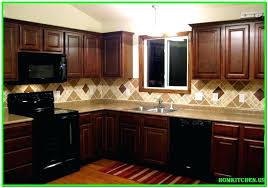 dark granite countertops with dark cabinets kitchen remodeling