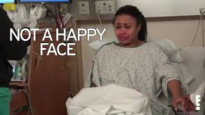 Blac Chyna sobs hysterically in fear for baby Dream s life as.