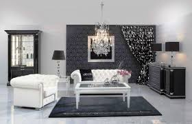 image of modern crystal chandelier floor lamp black