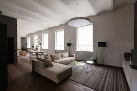 contemporary style in historical building bricks arched ceiling