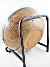 Large Bowl Display Stand Unbranded Metal Display Easels eBay 14