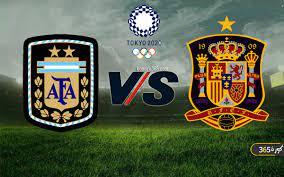 موعد مباراة إسبانيا والأرجنتين القادمة في أولمبياد طوكيو والقنوات الناقلة