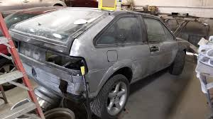Paint update and introducing the 81 Cirrus Grey Scirocco   The ...
