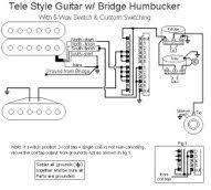 rgw custom modified bigsby telecaster rgw fat telecaster custom wiring diagram