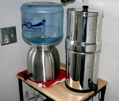 berkey water filter fluoride. My Berkey Set Up Water Filter Fluoride O