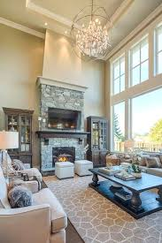 great room chandelier rustic fireplaces pictures with traditional chandeliers living room and dark wood coffee table