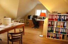 view in gallery attic office ideas