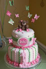 Birthday Cake For Daughter With Name Princess Themed 1st Baby Girl