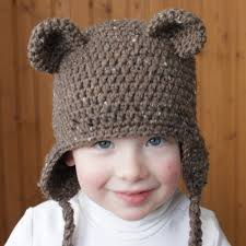 Free Crochet Hat Patterns For Toddlers Inspiration Crochet Bear Hat Pattern
