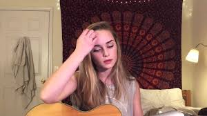 All I Want Kodaline Cover by Alice Kristiansen YouTube
