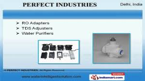 ro system spare parts by perfect industries new delhi