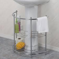 bathroom pedestal sink storage. Beautiful Bathroom Terrific Under Pedestal Sink Storage Cabinet Images Design Ideas On Bathroom K