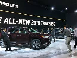 2018 chevrolet high country traverse. Unique High 2018 Chevrolet Traverse Reveal At Detroit Auto Show On Chevrolet High Country Traverse L