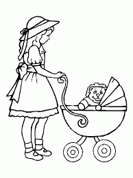 Small Picture Coloring Pages Of American Girl Dolls Coloring Home