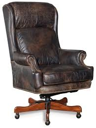 old office chair. Old Saddle Executive Office Chair L