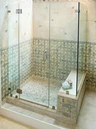 how to install frameless shower door panel door notched panel notched degree return panel semi frameless