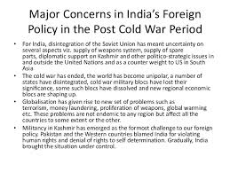 foreign policy of  11 major concerns in s foreign policy