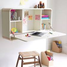 a fold out desk, perfect for the children to do homework etc on & can then  be folded out of the way to play! | Interior design | Pinterest | Homework,  ...