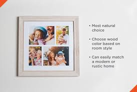 Types of picture framing Decor Light Wood Frame On Wall Shutterfly How To Choose The Perfect Picture Frame Shutterfly