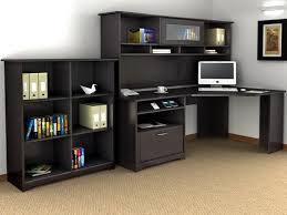corner office shelf. Image Of: Modern Corner Desk With Hutch Office Shelf L