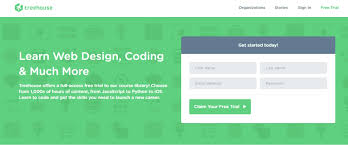 29 Training Resources To Jump Start Your Web Design Career Learn Web Design Treehouse