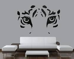 lion eyes lion eyes view interior wall art 2d 3d
