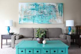 recently i created a statement piece of art for my living room makeover not only does artwork cost a lot but even just buying a large canvas mine  on large wall art for living room diy with make large canvas wall art for 14 crafts diy wall decor art