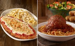 olive garden adds new giant classics to the including an 11 inch en parm