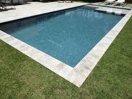 Rectangle Pool Types Signature Pools Spas Inc