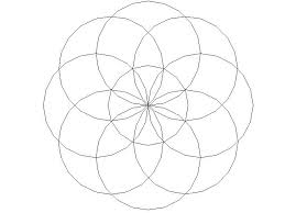 Mandala Disegno Da Colorare Gratis 3 Facile Semplice Disegni Da