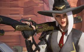 Bull demon orisa, tiger huntress ashe, dragonfire bastion. Overwatch Chinese New Year 2021 Ashe Skin Revealed In A New Teaser