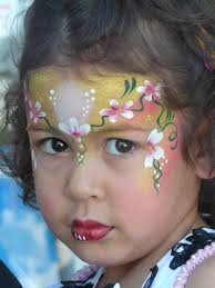 face painting for kids party