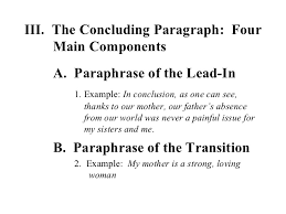 acc the traditional five paragraph essay 10