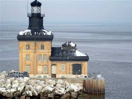 Beacon Of Light Toledo Ohio Toledo Harbor Light