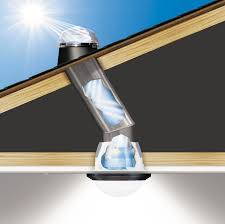 Roof Light Tubes Uk Using A Sun Tunnel To Increase Daylight In A New En Suite