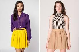 Image result for short skirts on women