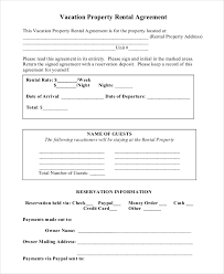 for rent sign template short lease agreement template short term lease agreement template