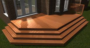 What are the benefits of a backyard deck?
