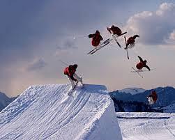 Фристайл лыжный спорт Википедия Фристайл лыжный спорт