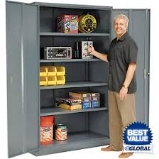 industrial storage cabinet with doors. Perfect Doors Global Industrial Grade Full Height Storage Cabinets Inside Cabinet With Doors