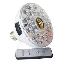 24 Ledli Ampul Takılabilir Uzaktan Kumandalı Şarjlı Işıldak Lamba |  İnternette Yok Yok! E-Ticarette Üstüne Yok! - USTUNEYOK.COM