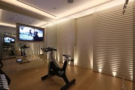 Home Gym Lighting Ideas Home Gym Lighting Design By John Cullen Lighting Gym Room