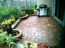 inexpensive outdoor flooring ideas patio floor est i bunnings