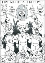 Withered Golden Freddy Coloring Pages Golden Coloring Pages On
