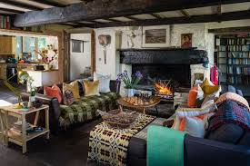 cottage living rooms 11 rustic