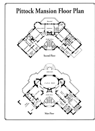 Mansion Floor Plans With Floor Plans On Floor  Home Design Floor Plan Mansion