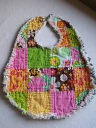 Baby Bib rag baby bib quilt baby bib rag quilt baby bib recycled ... & Baby Bib rag baby bib quilt baby bib rag by Brendaalwaysstitchin Adamdwight.com