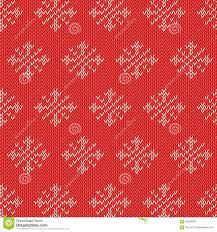 Knitting Cards Designs Winter Knitted Cards And Templates Stock Vector