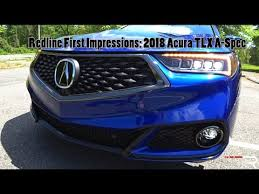 2018 acura a spec. perfect spec 2018 acura tlx shawd aspec u2013 redline first impressions intended acura a spec